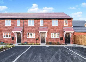 Thumbnail 2 bedroom terraced house for sale in 32 Wheatcroft Drive, Nottingham