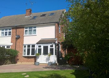 Thumbnail 4 bed semi-detached house for sale in South Hill Crescent, Horndon On The Hill, Stanford-Le-Hope, Essex