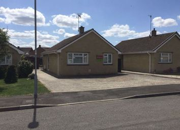 Thumbnail 2 bed detached bungalow for sale in Orwell Close, Swindon, Wiltshire