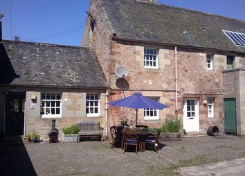 Thumbnail 3 bed cottage to rent in Greenlaw, Duns