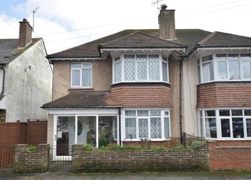 Thumbnail 3 bedroom semi-detached house for sale in Havelock Road, Bognor Regis, West Sussex
