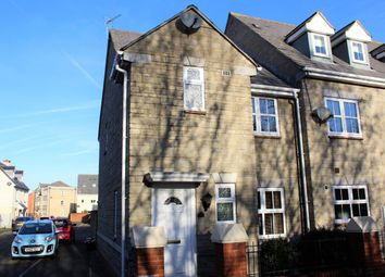 Thumbnail 3 bed end terrace house for sale in Dormeads View, Weston Village