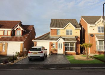 Thumbnail 3 bed detached house for sale in Gileswood Crescent, Brampton Bierlow, Rotherham