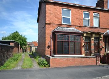 Thumbnail 3 bed end terrace house for sale in Devonshire Road, Chorley
