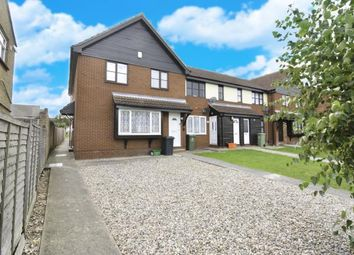 Thumbnail 2 bed maisonette for sale in Kent View Road, Basildon, Essex