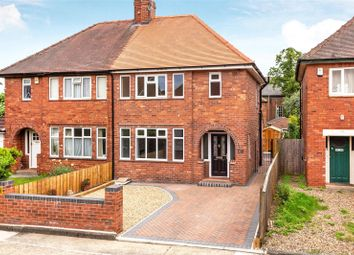 Thumbnail 3 bed semi-detached house for sale in St. Lukes Grove, York