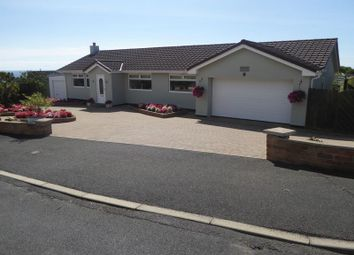 Thumbnail 3 bed detached bungalow for sale in 31 Christeens Way, Ballakillowey, Colby