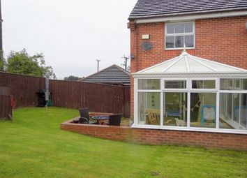 Thumbnail 2 bed end terrace house for sale in Chestnut Court, Toft Hill, Bishop Auckland
