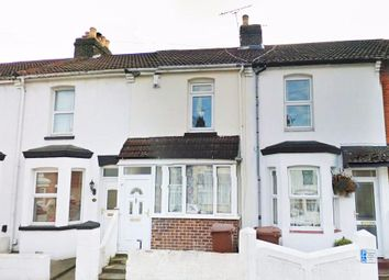 Thumbnail 3 bedroom terraced house to rent in St. Johns Road, Gillingham