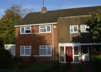 Thumbnail 3 bed end terrace house for sale in Valley Road, Little Billing, Northampton
