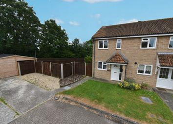 Thumbnail 2 bed end terrace house for sale in Broadleaze, Yeovil