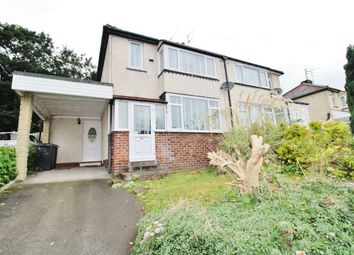 Thumbnail 3 bed semi-detached house for sale in Nether Crescent, Grenoside, Sheffield, South Yorkshire