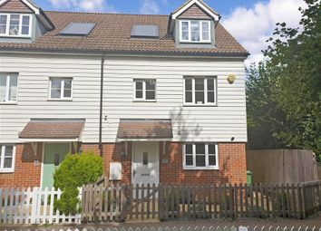 The Farrows, Maidstone, Kent ME15. 4 bed semi-detached house