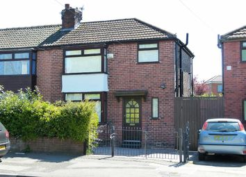 Thumbnail 3 bed semi-detached house for sale in Manor Road, Droylsden, Manchester