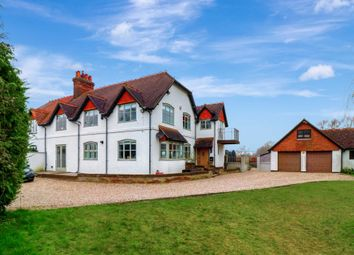 White Cottages, Puttenham, Tring HP23. 6 bed semi-detached house for sale