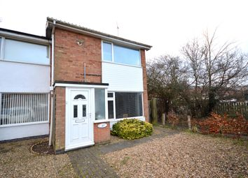 Thumbnail 2 bed terraced house for sale in Bridge Way, Whetstone, Leicester
