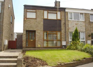 Thumbnail 3 bed link-detached house to rent in Gradon Close, Barry