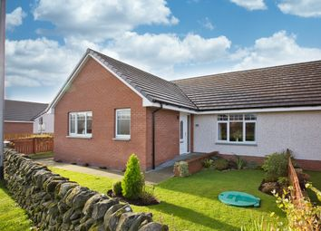 Thumbnail 3 bed semi-detached bungalow for sale in Closeburn, Thornhill
