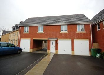 Thumbnail 2 bed detached house to rent in Willowbrook Gardens, St. Mellons, Cardiff