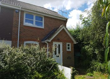 Thumbnail 2 bed semi-detached house to rent in Joyce Close, Cranbrook, Kent