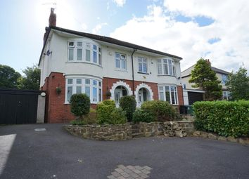 Thumbnail 3 bedroom semi-detached house for sale in Halifax Road, Grenoside, Sheffield