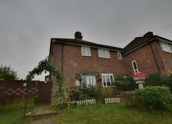 Thumbnail 3 bed end terrace house for sale in Kingsley Wood Drive, London
