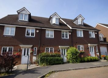 Thumbnail 4 bed town house for sale in Letcombe Place, Horndean, Waterlooville