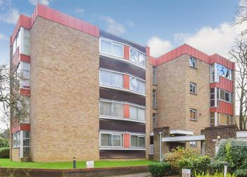 Thumbnail 2 bed flat for sale in White Lodge Close, Sutton, Surrey