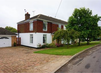 Thumbnail 3 bed cottage for sale in Green Farm Lane, Gravesend