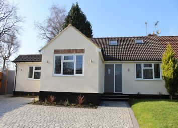 Thumbnail 4 bed bungalow for sale in Harpesford Avenue, Virginia Water