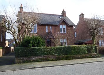 Thumbnail 6 bed detached house for sale in The Limes, Dalbeattie Road, Dumfries, Dumfries And Galloway