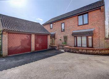 Thumbnail 4 bed detached house for sale in Hawkridge, West Hunsbury, Northampton
