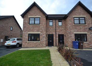 Thumbnail 3 bed semi-detached house to rent in Walton Road, Trent Vale, Stoke-On-Trent