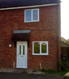 Thumbnail 3 bed link-detached house to rent in Onehouse Road, Stowmarket