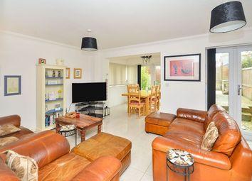 Thumbnail 4 bed semi-detached house for sale in Corbett Road, Hawkinge, Folkestone