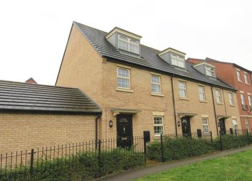Thumbnail 3 bedroom end terrace house for sale in Keepers Green, Derby
