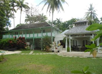 Thumbnail 5 bed villa for sale in Luxury Home With Direct Beach Access, St. James, Barbados