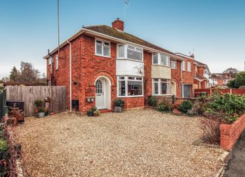 Thumbnail 3 bed semi-detached house for sale in Linden Avenue, Cheltenham