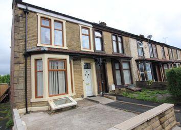 Thumbnail 4 bed end terrace house for sale in Blackburn Road, Darwen