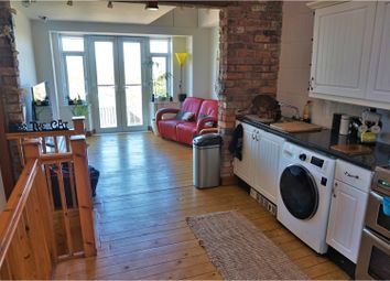 Thumbnail 2 bed terraced house for sale in Chester Road, Flint