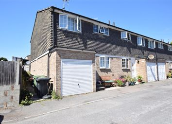 Thumbnail 3 bed end terrace house to rent in Quebec Close, Bexhill-On-Sea, East Sussex