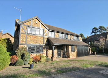 Thumbnail 4 bed detached house for sale in Lyndhurst Close, Bracknell, Berkshire