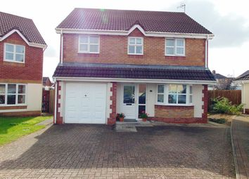 Thumbnail 4 bedroom detached house for sale in Maes Yr Efail, Llangennech, Llanelli