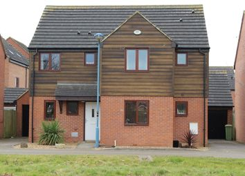 Thumbnail 4 bedroom detached house to rent in Chasewater Crescent, Broughton, Milton Keynes