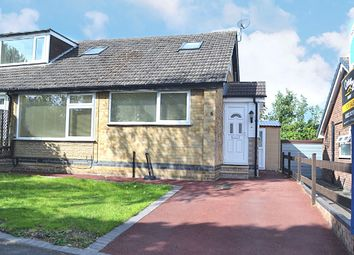 Thumbnail 4 bed bungalow for sale in Hazel Avenue, Littleover, Derby