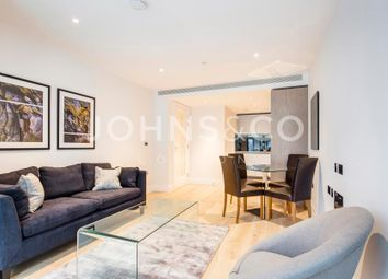 Thumbnail 1 bedroom flat to rent in Riverlight Quay, Nine Elms