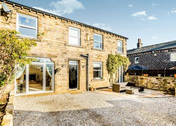 Thumbnail 3 bed cottage for sale in Penistone Road, Shelley, Huddersfield