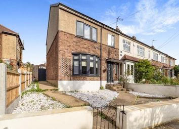 Thumbnail 3 bed end terrace house for sale in Roding Lane South, Ilford