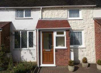 Thumbnail 2 bed terraced house for sale in Hurley Common, Atherstone, Warwickshire