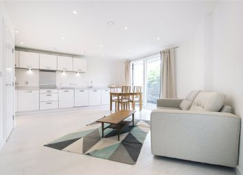 Thumbnail 1 bedroom flat to rent in Atkins Square, Dalston Lane, London